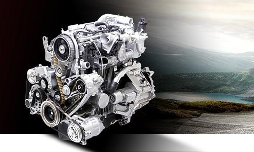 Mooveo mit modernen Motoren