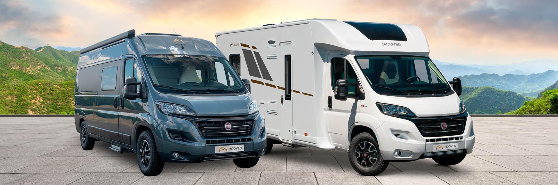 Wohnmobilhändler - Mooveo Wohnmobile und Mooveo Vans