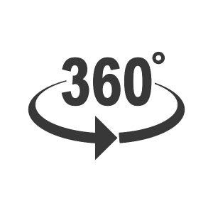 Mooveo Wohnmobil 360°-Ansicht