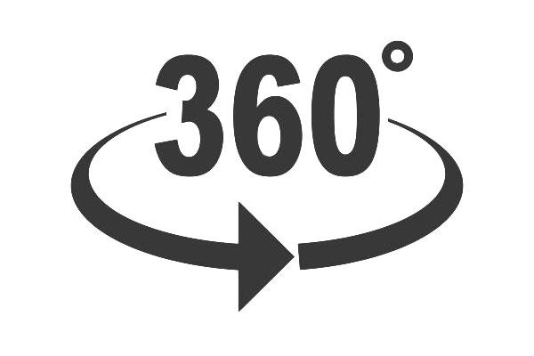 Mooveo TEI 74QB 360°-Ansicht