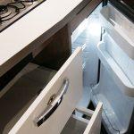 Mooveo Van 54DB Küchenbereich-Ansicht 2