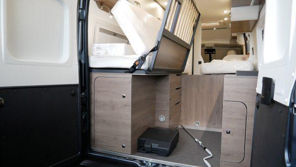 Kastenwagen Mooveo Van 60EB Ansicht 4