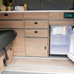 Mooveo Camper Van 3 Ansicht Küchenzeile