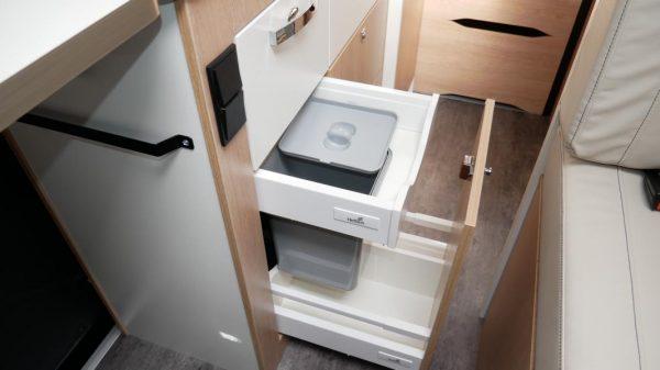 Wohnmobil kaufen neu Van-60DB Ansicht Küche Schubfächer
