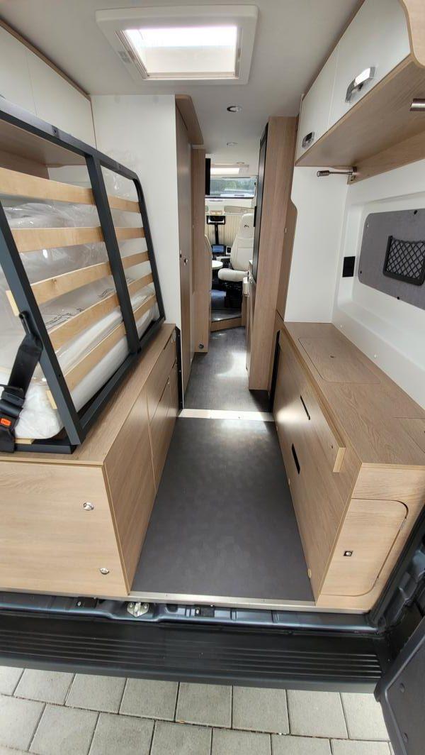 Wohnmobil kaufen neu Van 63DBL Heck