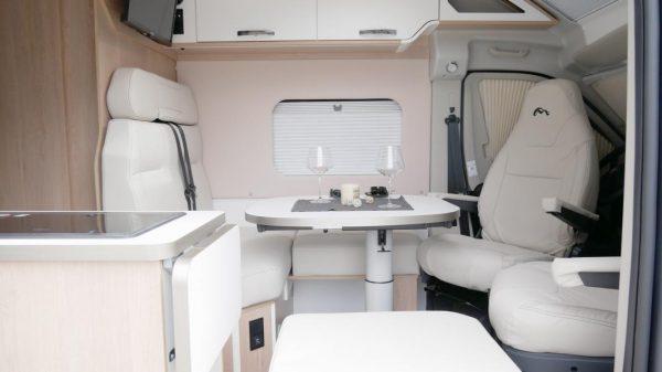 Wohnmobil kaufen neu Van 63DBL Wohnen L-Lounge