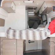 Kastenwagen Mooveo Van 54DB - Doppelbett