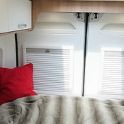 Kastenwagen Mooveo Van 60D - Doppelbett