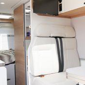 Kastenwagen Mooveo Van 60D - Dinette