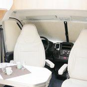 Kastenwagen Mooveo Van 60D - Pilotensitze