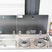 Kastenwagen Mooveo Van 60EB - Küche