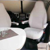 Kastenwagen Mooveo Van 63DBL - Pilotensitze