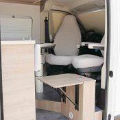 Kastenwagen Mooveo Van 63DBL - Lounge