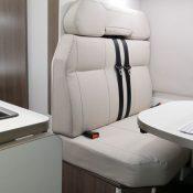 Kastenwagen Mooveo Van 63DBL - einladene Dinette - Sitzbank mit Gurten