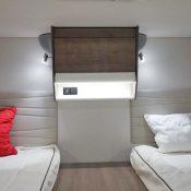Einzelbetten Wohnmobil Mooveo 74 EB