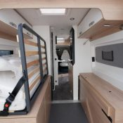 Wohnmobil kaufen neu Van-60DB Ansicht Bad