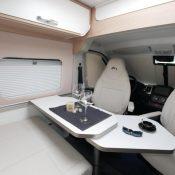 Wohnmobil kaufen neu Van-60DB Ansicht Wohnaum
