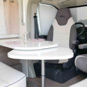 Wohnmobil Mooveo TEI-74QB Piloten-Sitze 2